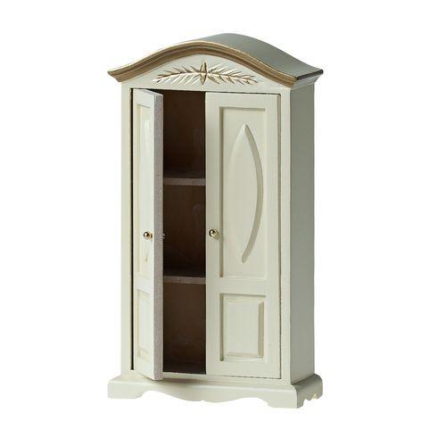 Шкаф для одежды, кремовый
