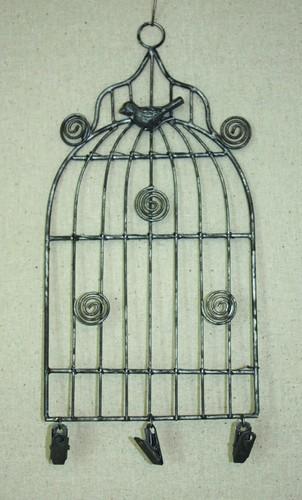 Держатель для открыток Клетка малая CIH027W