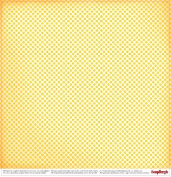 Бумага для скрапбукинга 30,5х30,5 см 190 гр/м двусторон Мальчик и девочка Ты и я (10 шт*уп)
