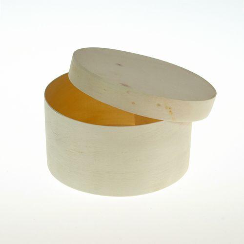Коробочка КРУГ 10*5 см