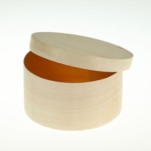 Коробочка КРУГ 12*6 см
