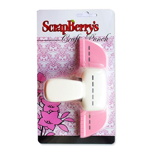 Фигурный компостер (края) SCB 606.042 Scrapberry's